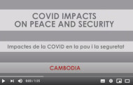 Covid Impacts on Peace and Security