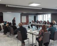 La Comisión de la Verdad de Colombia presenta el trabajo en el exilio en una visita a Barcelona