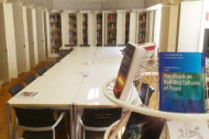 The ICIP Library is open on scheduled appointment